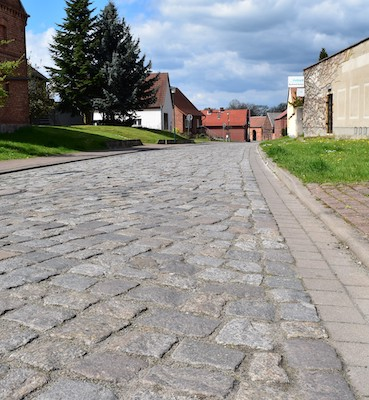 Borstel_Straßenpflaster